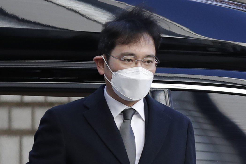 南韓三星李在鎔因行賄遭判兩年半徒刑。 (美聯社)