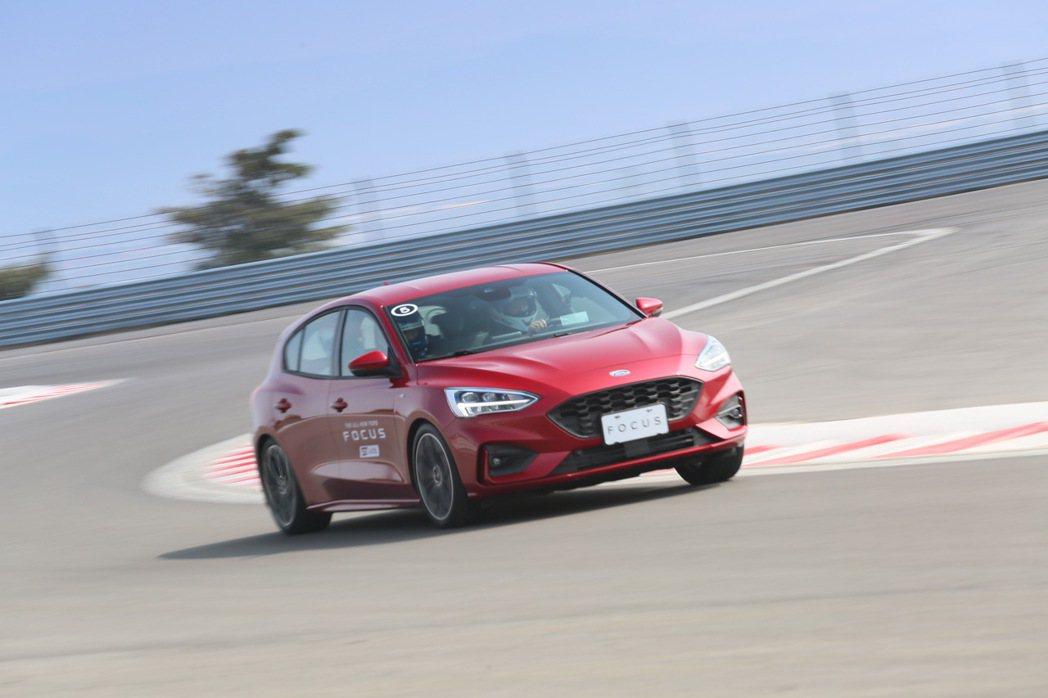 Ford Focus麗寶挑戰賽,將於今年五月在麗寶國際賽車場登場。 圖/麗寶賽車...