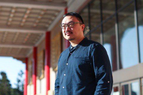 樊宗錡是2019年至2020年的兩廳院駐館藝術家。 圖/吳致碩攝影