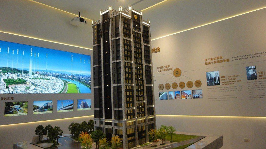 「良茂詠悅」 擁有29.8%的低公設比,創造出高的CP值與室內實坪空間。圖/倪子...