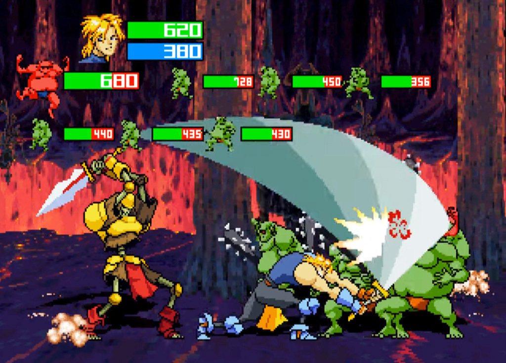 《守護者列傳》是一款結合了格鬥要素的2D橫向卷軸動作遊戲,擁有豪爽的打鬥感,以及...