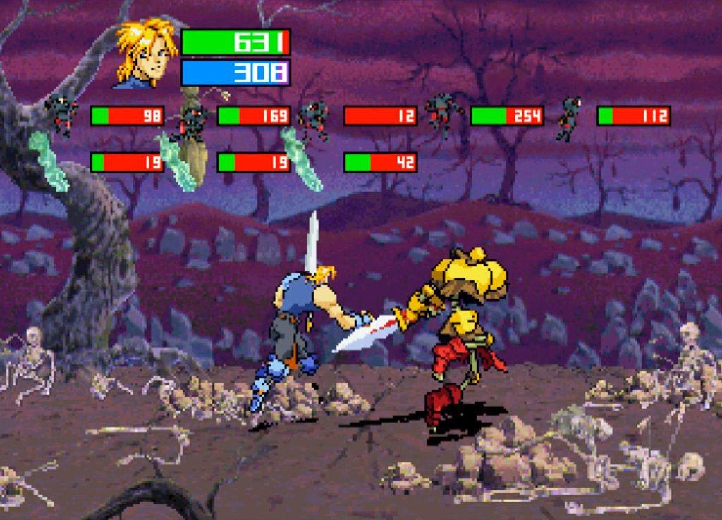 守護者列傳在畫面的移動方式上,採用了跟自己曾經出過的《幽遊白書 魔強統一戰》相同...