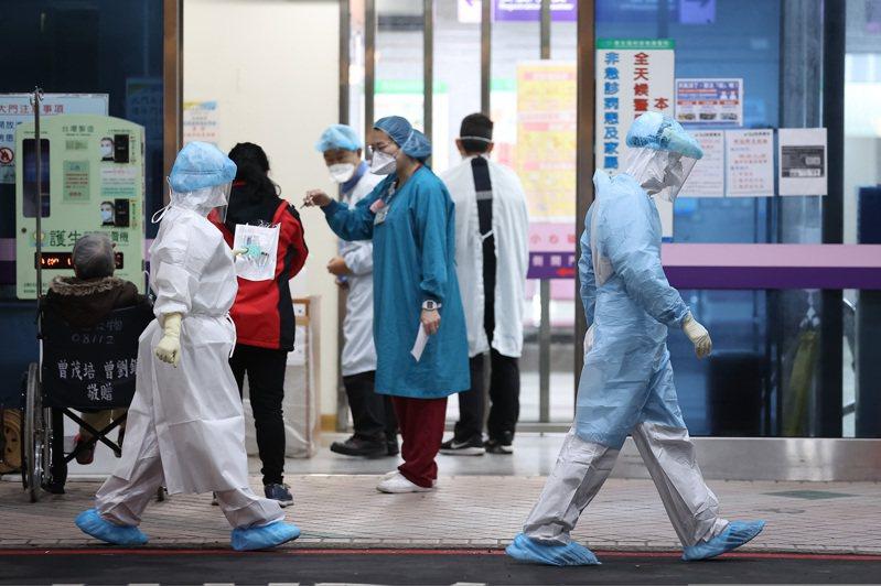 肆虐年餘的2019冠狀病毒疾病(COVID-19)全球確診人數破億。 圖/聯合報系資料照片