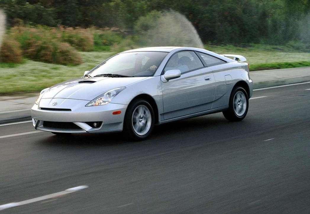 Toyota Celica GTS。 摘自Toyota