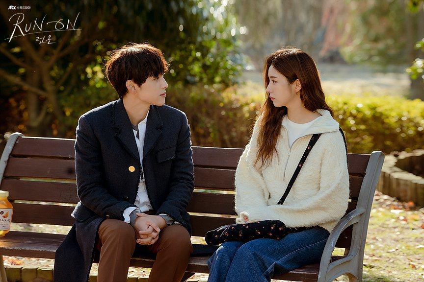 OST「我和你」將如實表達劇中男主角奇善謙對女主角吳薇朱的依戀之情。圖/擷自官網