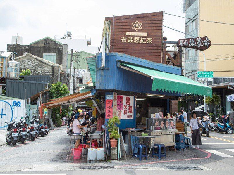台南以小吃著名,總讓來訪的旅客回味無窮。 圖/聯合報系資料照片