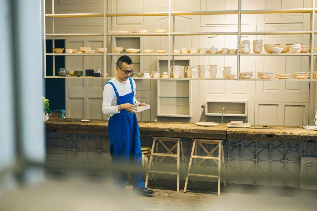 「ROUND ROUND」陶藝複合空間是Marco和太太Karen另一心血結晶。...