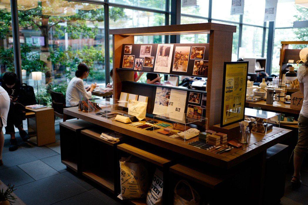 禮拜文房具在日本也有穩定的客群。圖/禮拜文房具提供