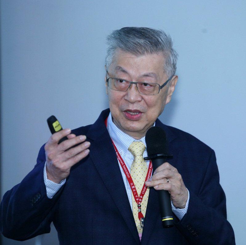 前行政院長陳沖。記者曾吉松/攝影