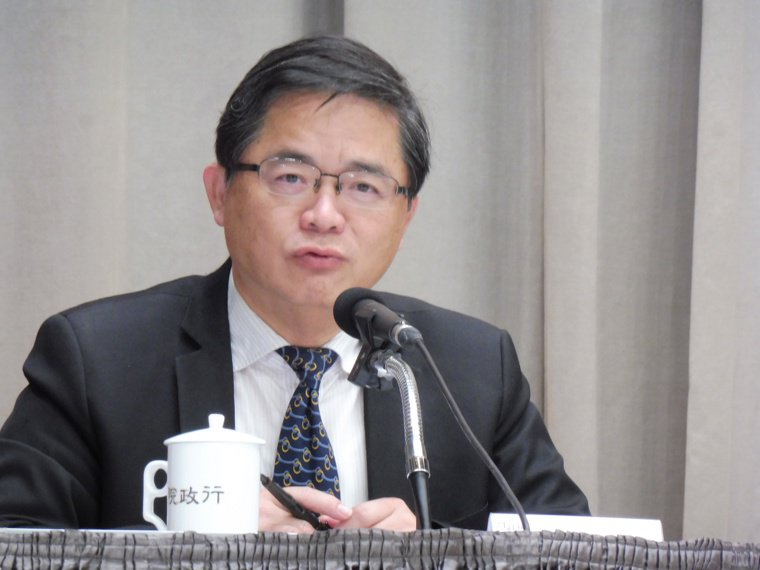 行政院秘書長李孟諺。報系資料照