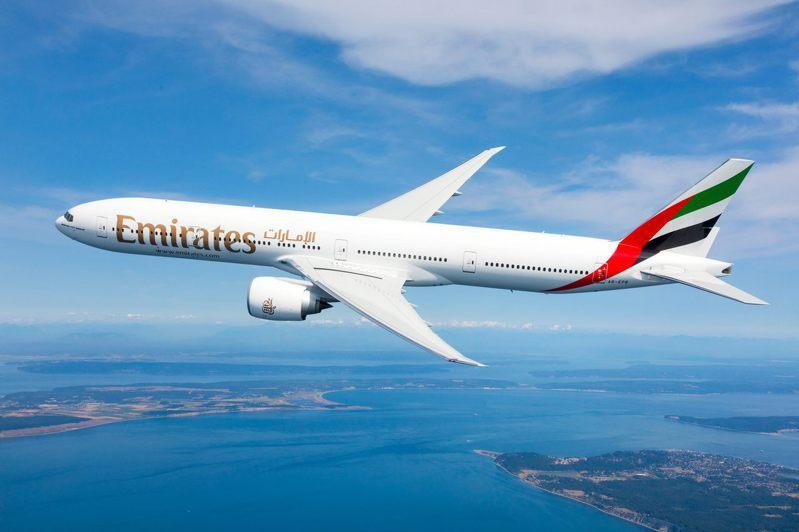 阿聯酋航空宣布與國際航空運輸協會(International Air Transport Association, IATA)合作,成為全球少數首先試用IATA Travel Pass的航空公司。  圖/阿聯酋航空提供