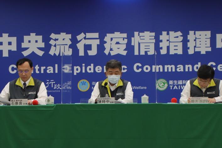 影/境外本土新冠夾擊台灣 陳時中宣布「鎖國」政策延續