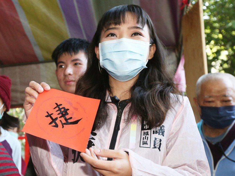 桃園市前議員王浩宇罷免案通過,2月6日高雄市議員黃捷(見圖)也將面臨罷免投票。圖/聯合報系資料照片
