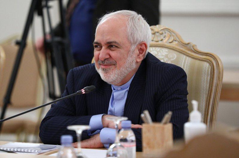 伊朗外長札里夫正在俄國訪問。歐新社
