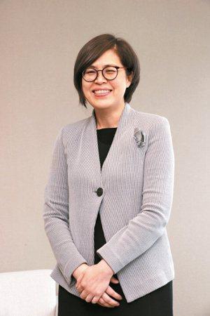 台灣人壽通路二處副總經理陳莉芳。記者黃義書/攝影