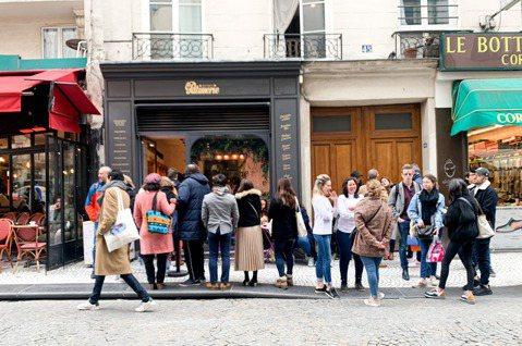甜點店未來是否會取代餐廳,成為維繫人際交流的重要社交場所呢? 圖/Ying C....