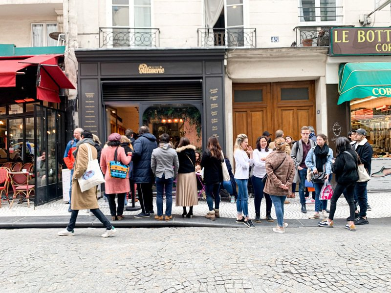 甜點店未來是否會取代餐廳,成為維繫人際交流的重要社交場所呢?圖/Ying C. 陳穎提供