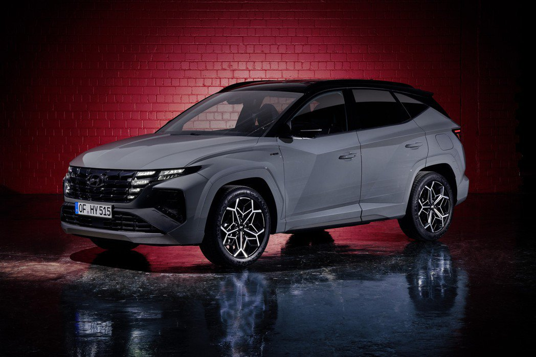 全新Hyundai Tucson N Line在歐洲提供五具引擎、共六種動力可選...