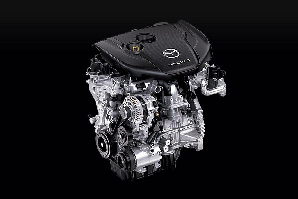 日規Mazda CX-5搭載的SkyActiv-D 2.2渦輪柴油引擎,過往動力...