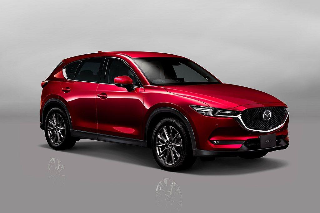 Mazda CX-5在日本市場依舊具備相當豐富的動力選項,除SkyActiv-D...