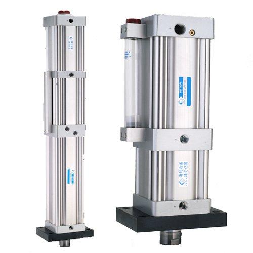 歐境研發增壓缸直壓式 DETER(2) 歐境公司/提供