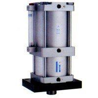 歐境公司 deter 增壓缸直壓式。 歐境公司/提供