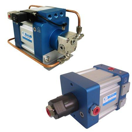 歐境 DETER 增壓泵 增壓缸 歐境/提供