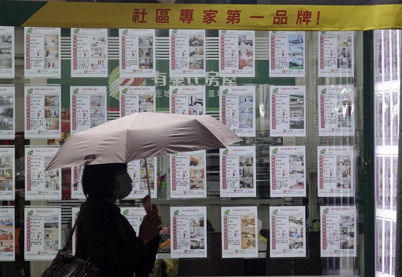 調查顯示,民眾購屋信心仍強。示意圖/聯合報系資料照