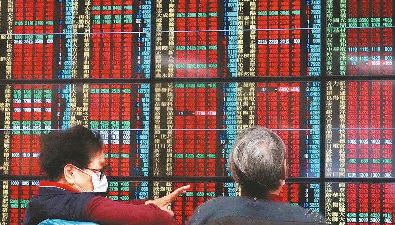 台新投顧副總黃文清表示,預期台股今年封關行情,指數將在15,500~16,000點。  本報系資料庫