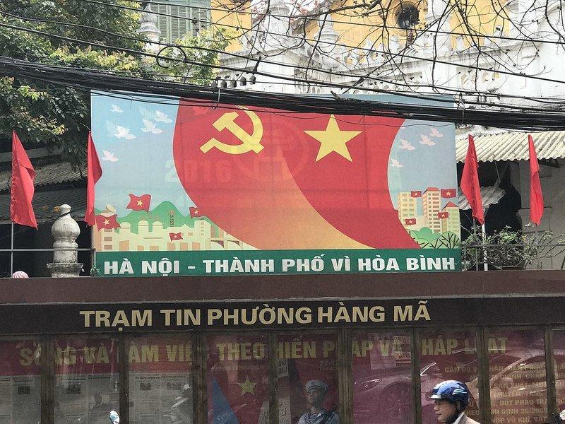 越南在數位經濟與人口、經濟成長下,未來將會更有潛力,但政治改革的腳步恐難因為經濟提升而加速。(Photo by Jp16103 on Wikimedia under CC 4.0)