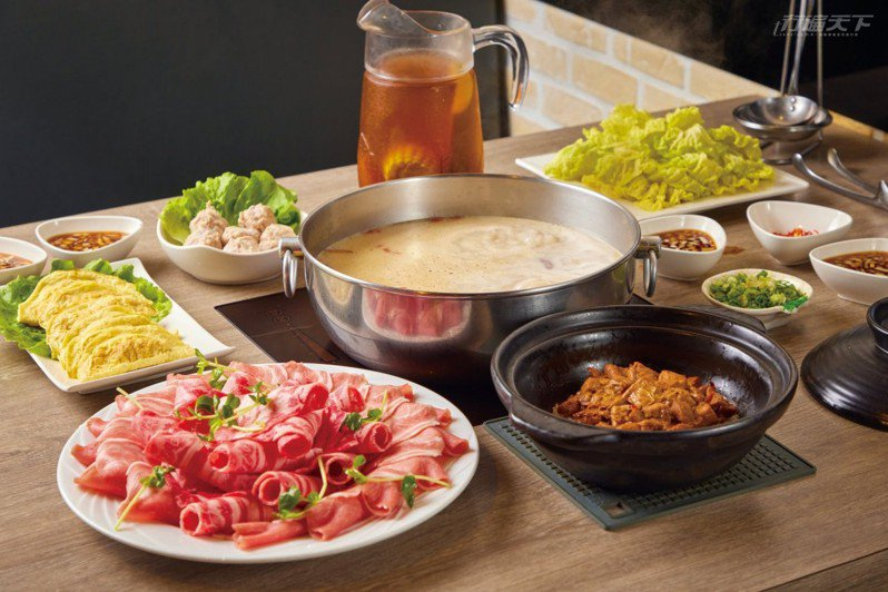 胡椒豬肚雞鍋冬天喝最對味,喝一碗身體都暖了起來!