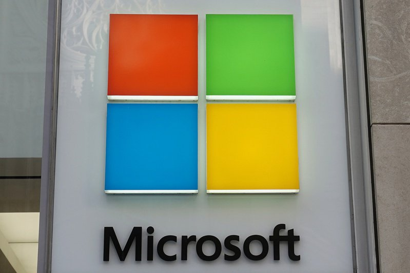 微軟(Microsoft)。  路透