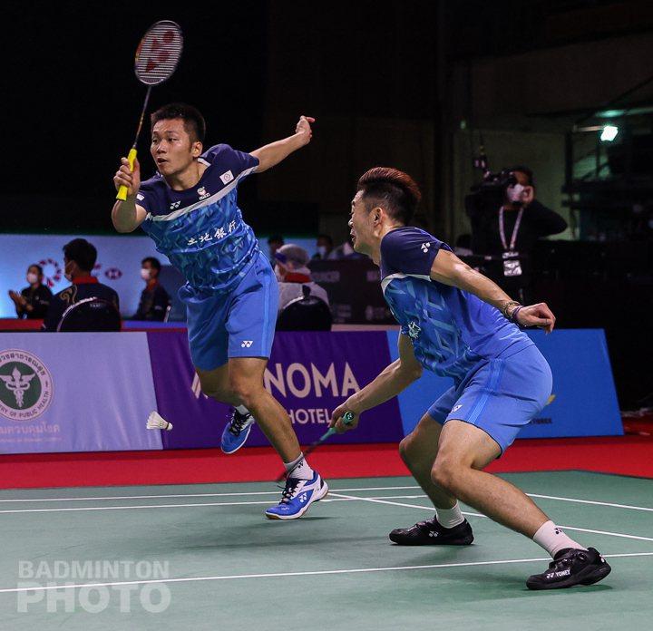 麟洋配第二度闖年終賽。圖/Badminton Photo提供(資料照)