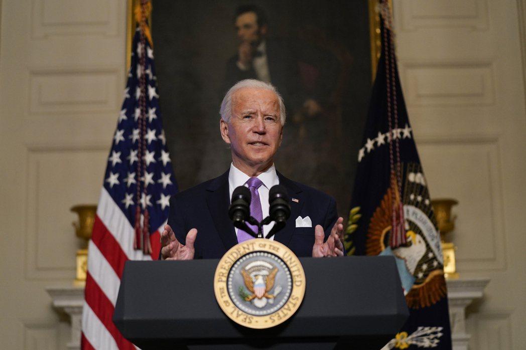 美國總統拜登承諾任內將對基礎建設投資2兆美元,日商信越化學由之嗅到商機,在美增設...