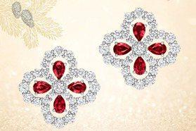年節風格新造型 海瑞溫斯頓巧獻華麗珠寶 暖心也貴氣