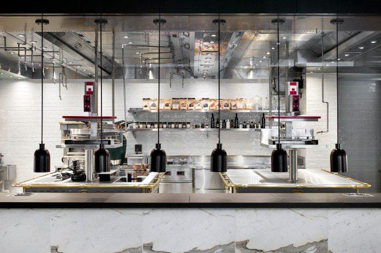 米其林二星餐廳L'Envol,提供精緻的法國料理體驗。圖/摘自米其林官網
