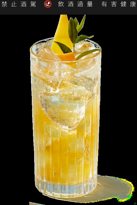 Johnnie Walker官網針對Highball愛好者推出的酒譜,這是Johnnie & Lemon。圖/摘自Johnnie Walker美國官網。提醒您:禁止酒駕 飲酒過量有礙健康。