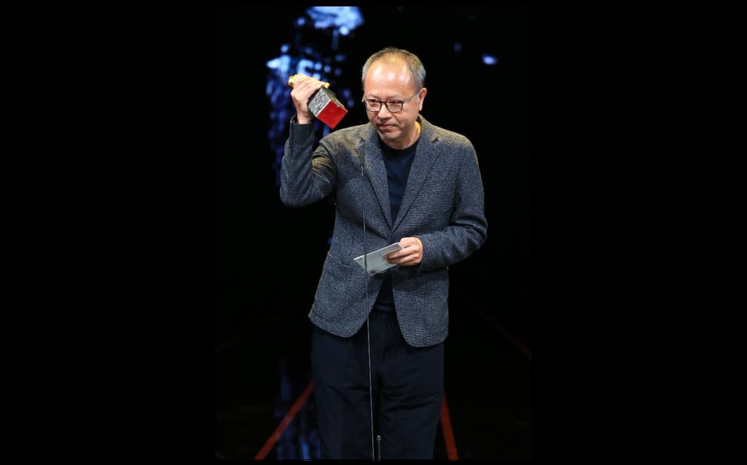 鍾孟宏是本屆楊士琪紀念獎得主,他曾以「陽光普照」、「一路順風」等電影聞名世界影壇