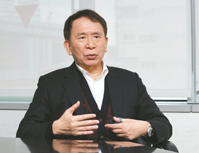 晟德集團董事長林榮錦(本報系資料庫)