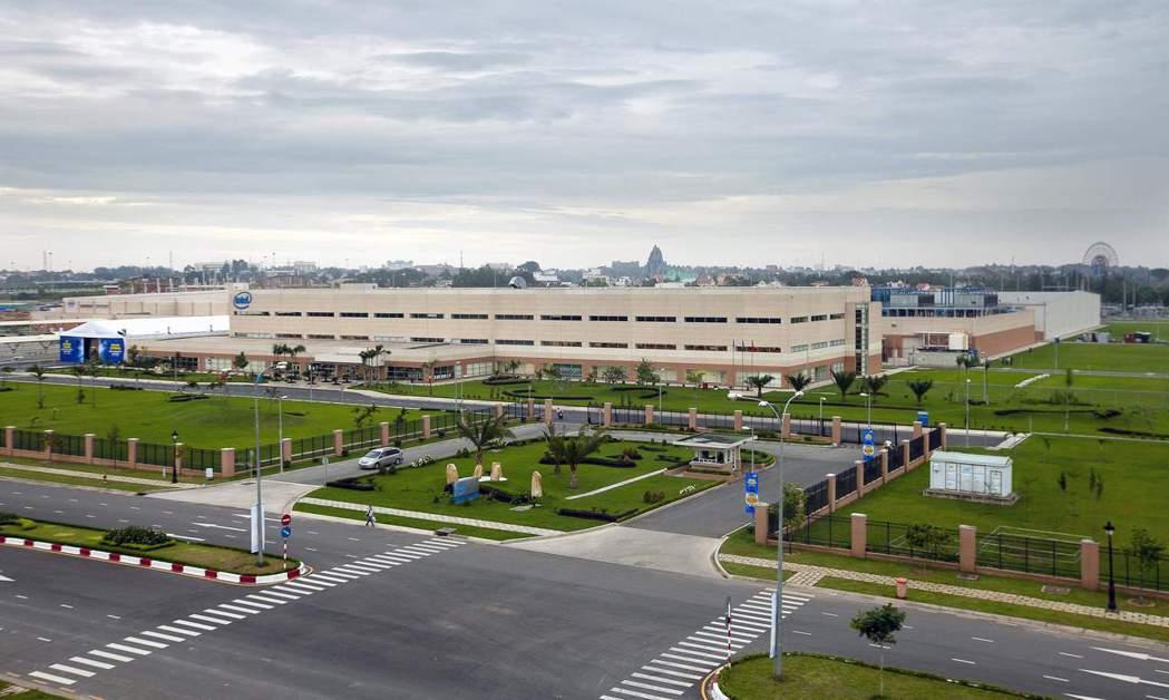 英特爾加碼投資越南封測廠,總投資額達15億美元。 美聯社