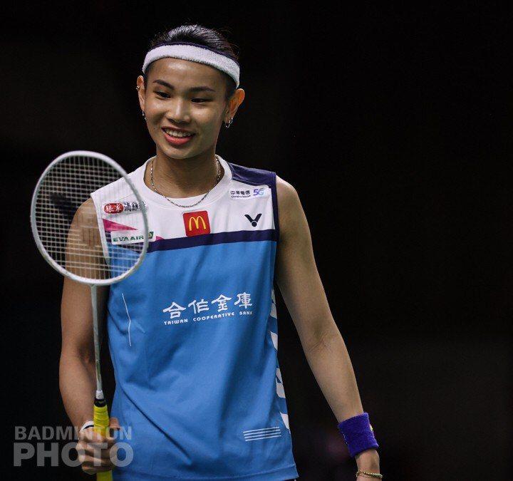 戴資穎年終賽首戰上演3局逆轉勝。圖/Badminton Photo提供