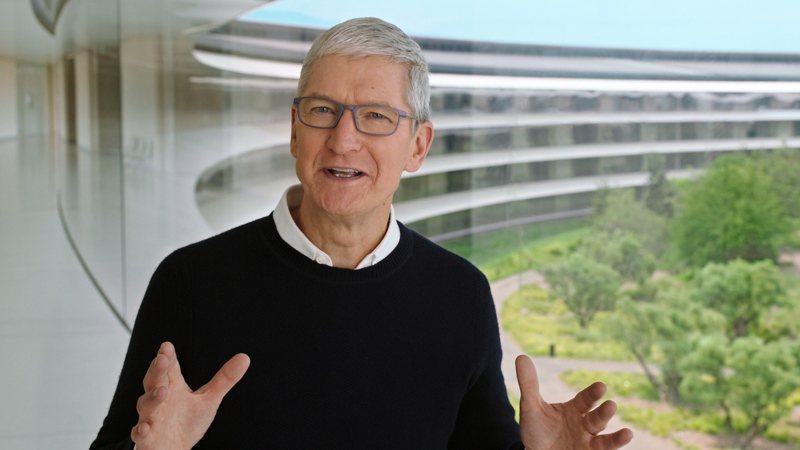 蘋果執行長庫克(Tim Cook)曾表示,VR和AR都非常有市場潛能,但AR有更多商機。 歐新社