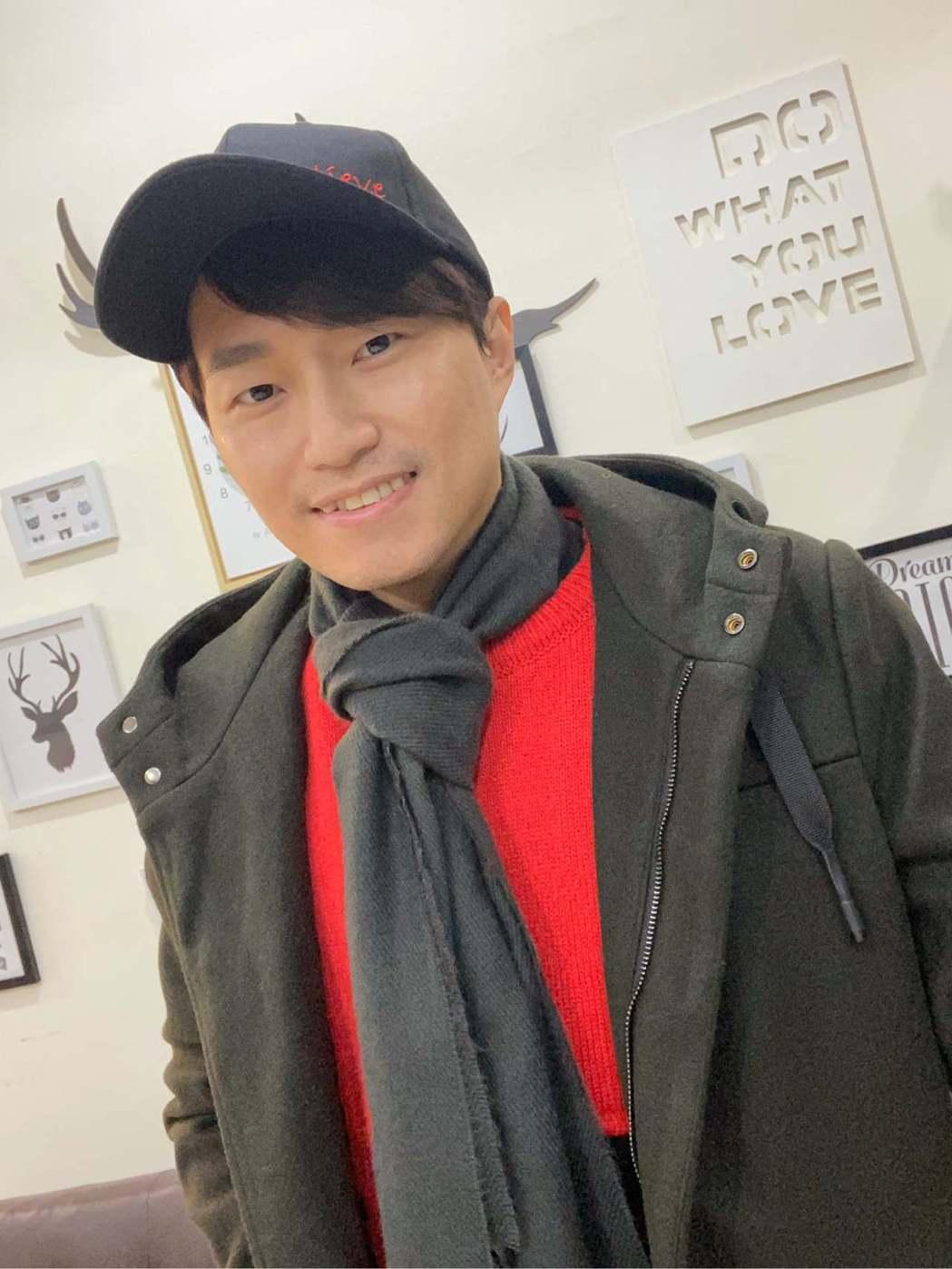 魔術師陳日昇。 圖/擷自臉書