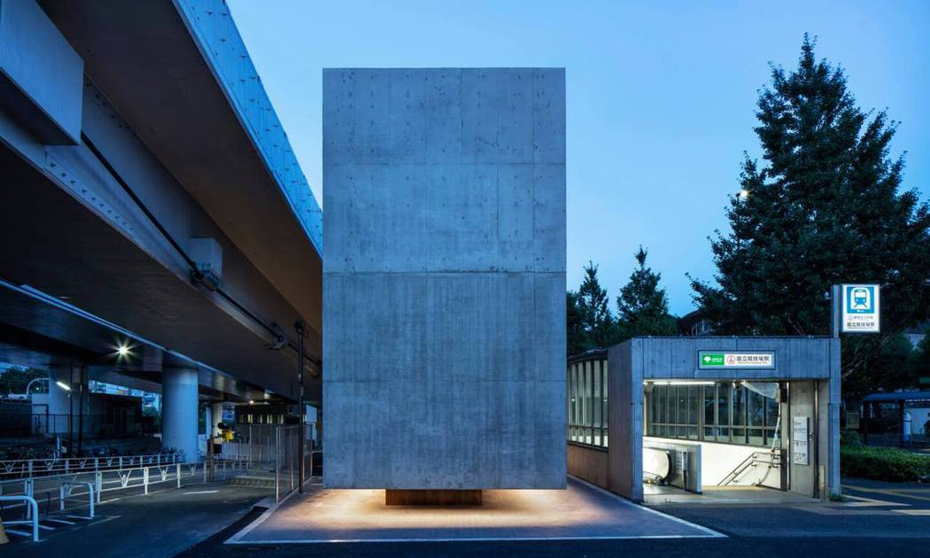 Suppose Design Office設計的公廁,彷彿成為城市的藝術品。圖/...