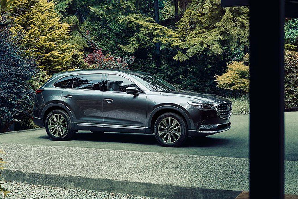 2021年式Mazda CX-9車系編成及正式售價分別為:2WD尊榮型149.9...