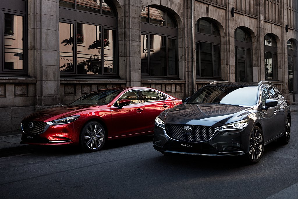 2021年式Mazda6車系編成及正式售價分別為:Sedan旗艦進化型124.9...