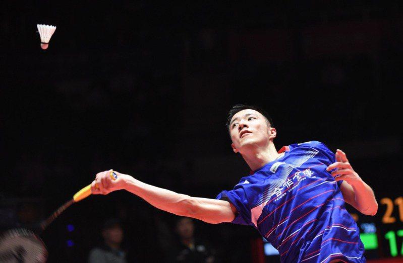 王子維演出3局逆轉勝,小組賽2連勝為搶進年終賽四強取得先機。 新華社