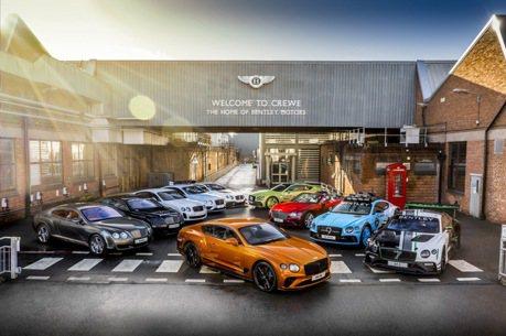 Bentley今年增加50%訂單數 都要感謝強國金主!