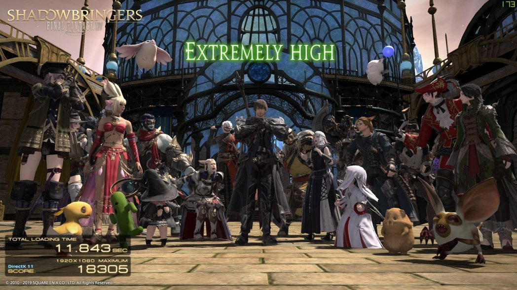 FINAL FANTASY XIV:Shadowbringers採最嚴苛MAXI...