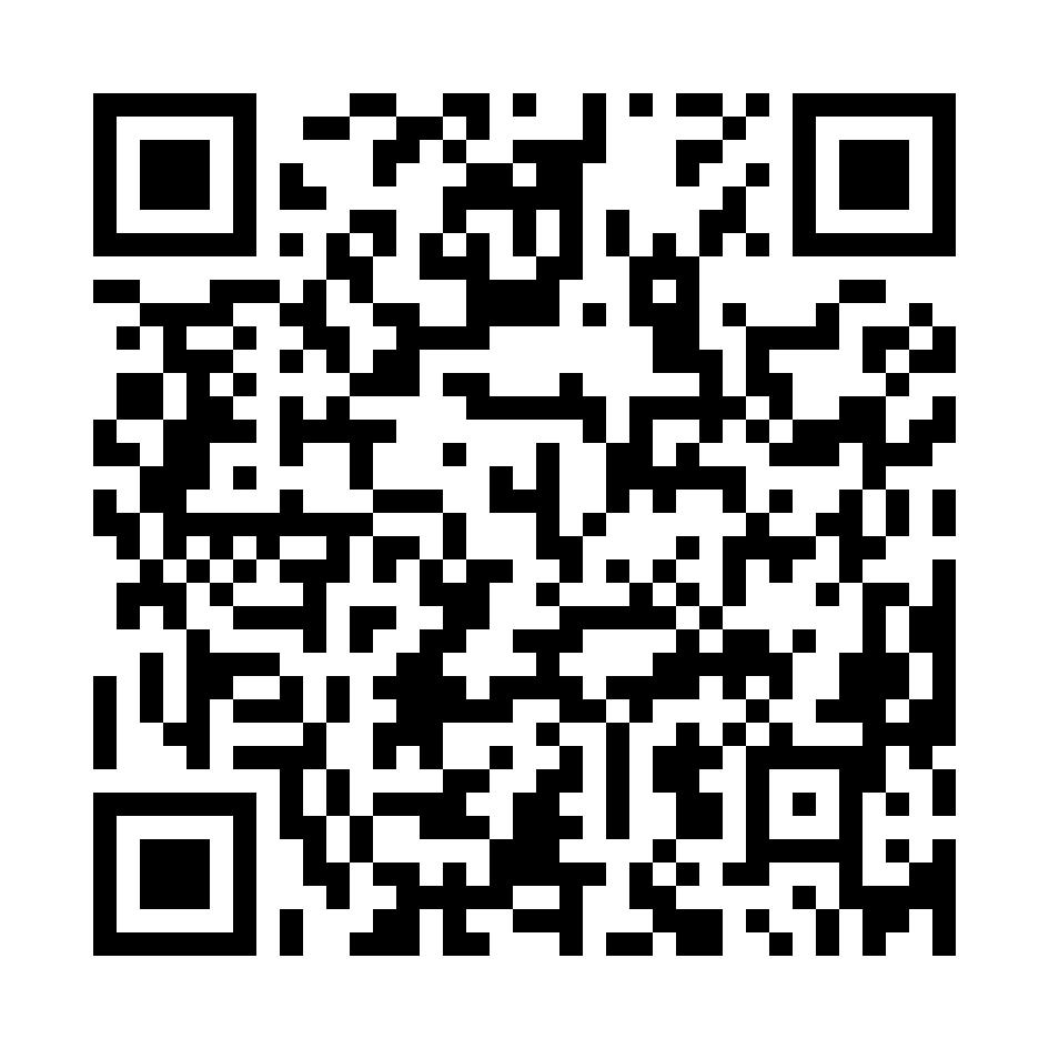 鋐菱空氣清淨車公司「移動式消毒滅菌車」官網QR CODE。 鋐菱空氣清淨車公司/...